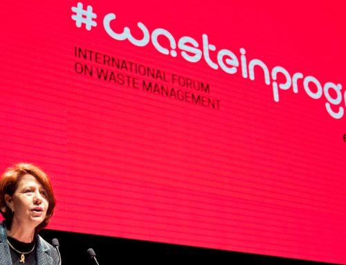 Assistim al #wasteinprogress el passat 6, 7 & 8 de març